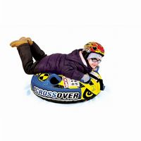 Slope Pro Wiz Inflatable Snow Tube SP30-3502
