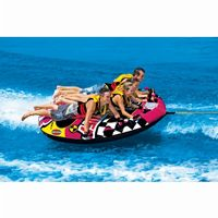 Wet Wild Flyer Round Towable Tube 89 inches SP53-1671