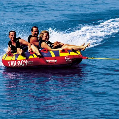 3 Person Towables Tubes Inflatables Water Sports Cozydays