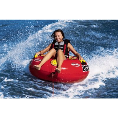 Brainwash Towable Tube with Rope and Pump SP53-6501
