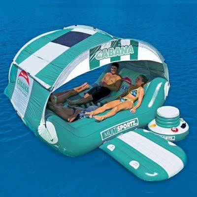 Cabana Islander Inflatable Island Raft SP54-1920A