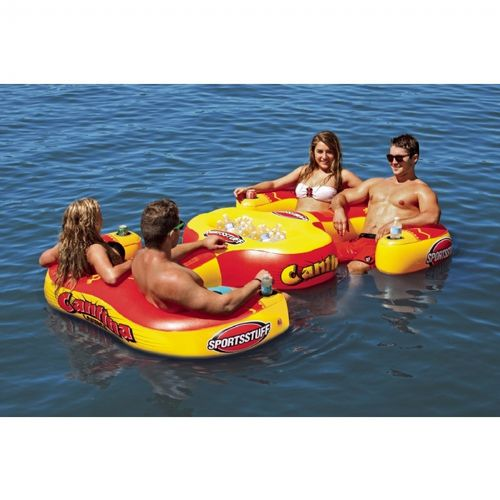 Cantina Lounge Inflatable Four Person Lounge SP54-2025