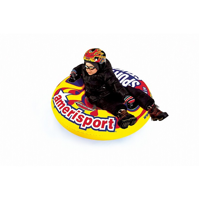 Plastic Molded Sled: Amerisport Snow Tube