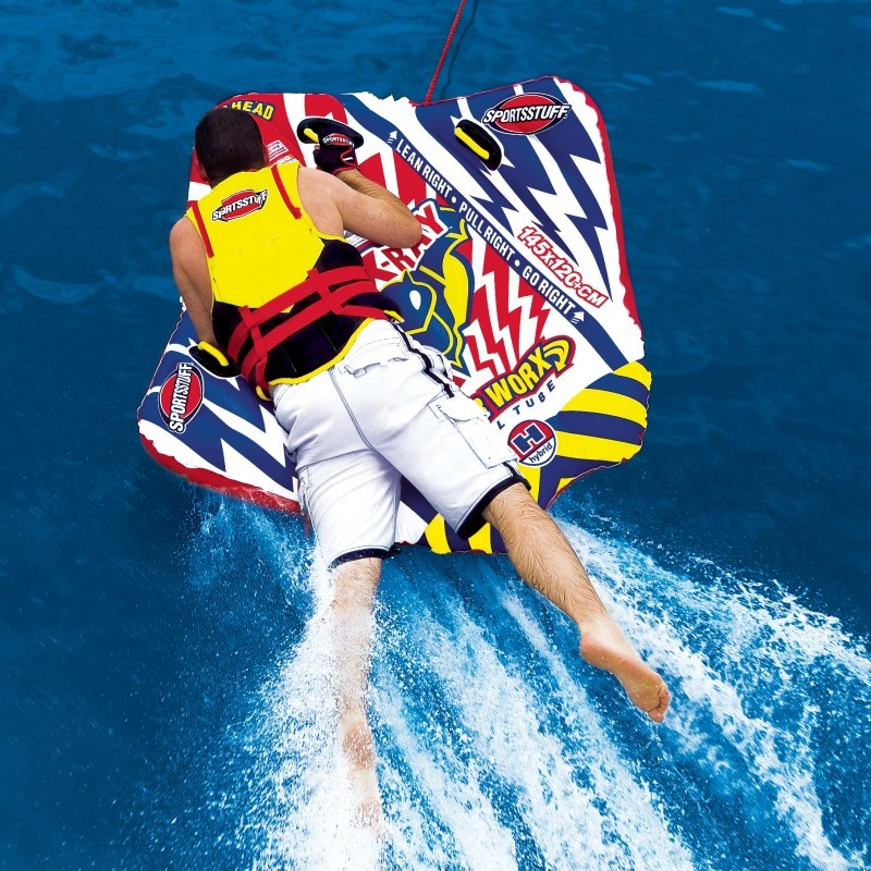Bat-X-Ray 1 Person Towable Tube alternative photo