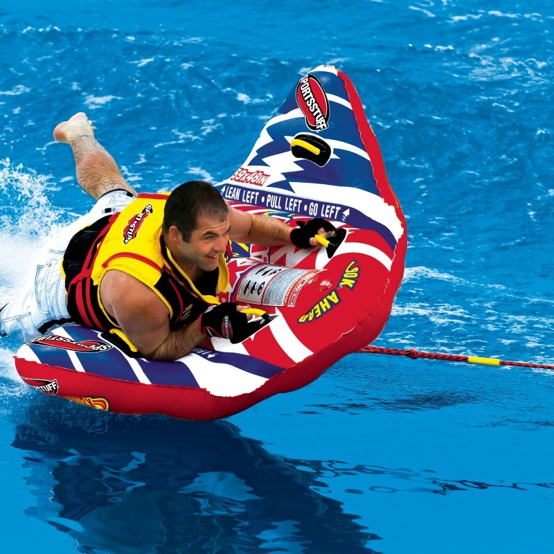 Extreme Manta Ray Flying Tube: Bat-X-Ray 1 Person Towable Tube