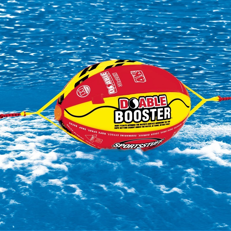 Tow Behind Boat Tubes: Booster Ball Towable Tube Accessory Kit