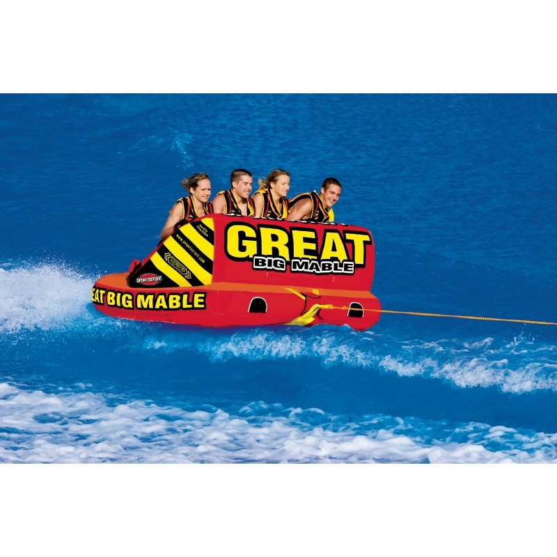 Mable Four Rider Waterski Tube alternative photo