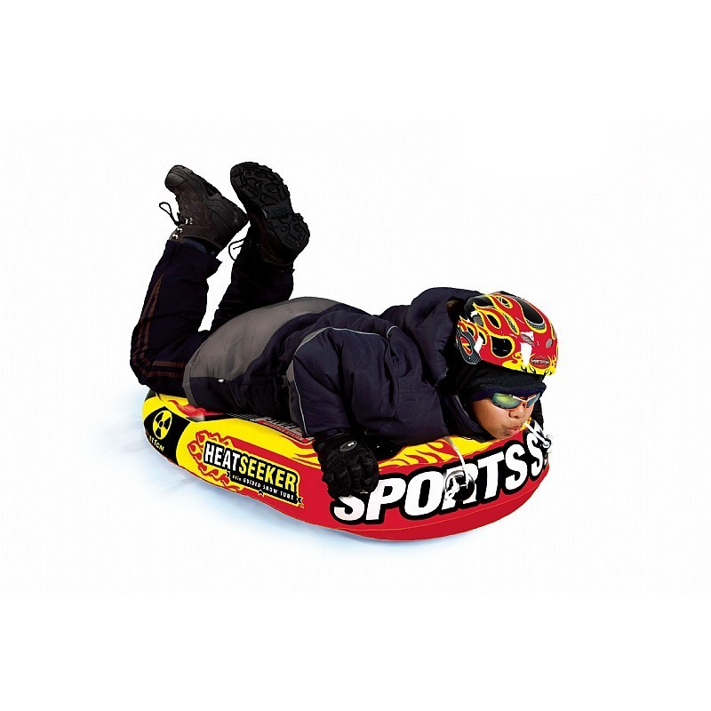 Tube Sleds: Heatseeker Single Rider Snow Tube