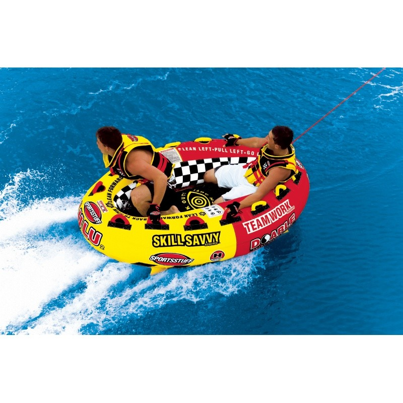 Pool & Beach: Towable Tubes: LuLu 2 Towable Tube