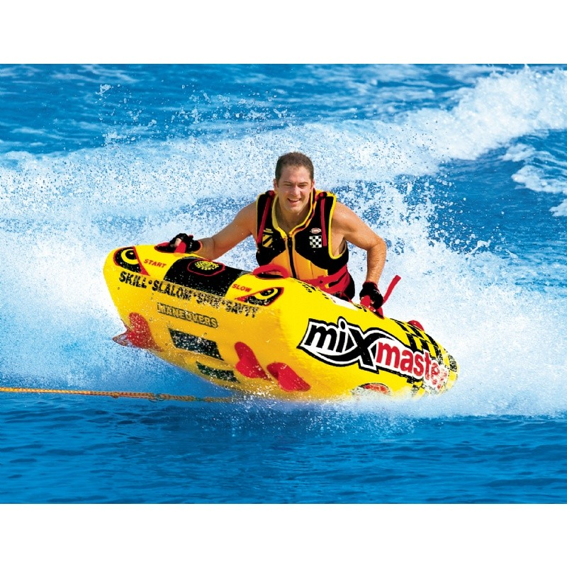 Water Sports Tubing: Mixmaster 1 Towable Tube