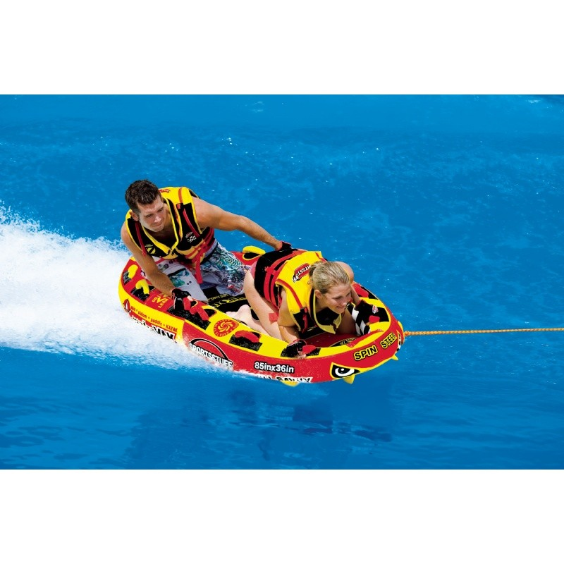Tubes for Water Tubing: Wake Yak 2 Person Towable Tube