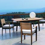 Outdoor patio dining sets