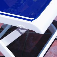 Mesh sling outdoor furniture, patio, pool