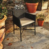 Triconfort hardy modern outdoor wicker furniture