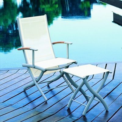 High end outdoor patio furniture cozydays for Outdoor furniture high end