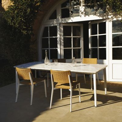 Riba Outdoor Dining Set 5 Piece TRI40100SET1