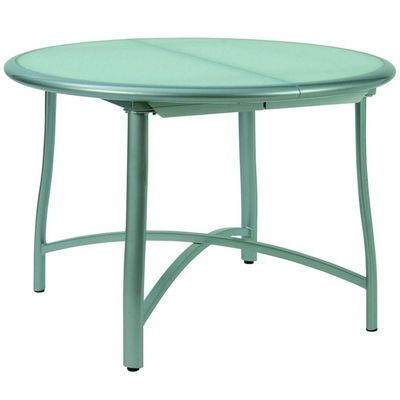 Rivage Round Dining Table w/ Extension MUR220