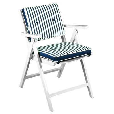 Riviera Folding Outdoor Arm Chair MT120