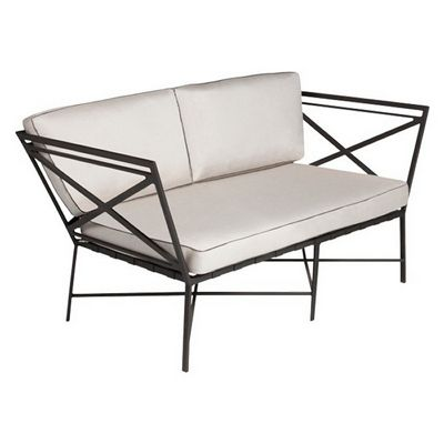 Triconfort 1950 Outdoor Loveseat TRI72400