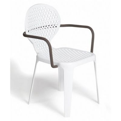 Triconfort Oblo Outdoor Dining Arm Chair TRI52110