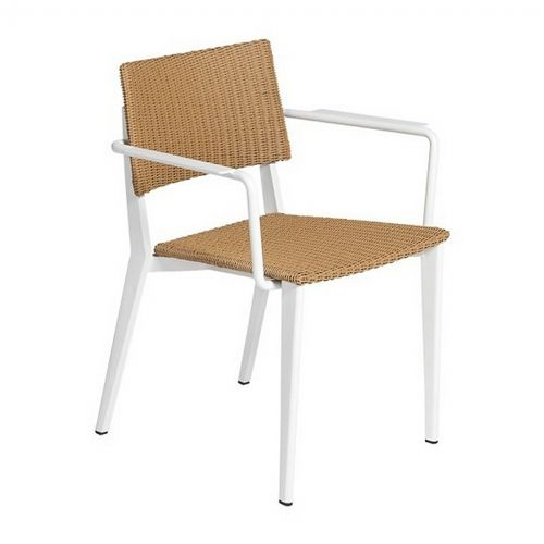 Riba Outdoor Dining Arm Chair TRI40110