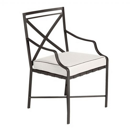 Triconfort 1950 Outdoor Dining Arm Chair TRI72100-726-TM