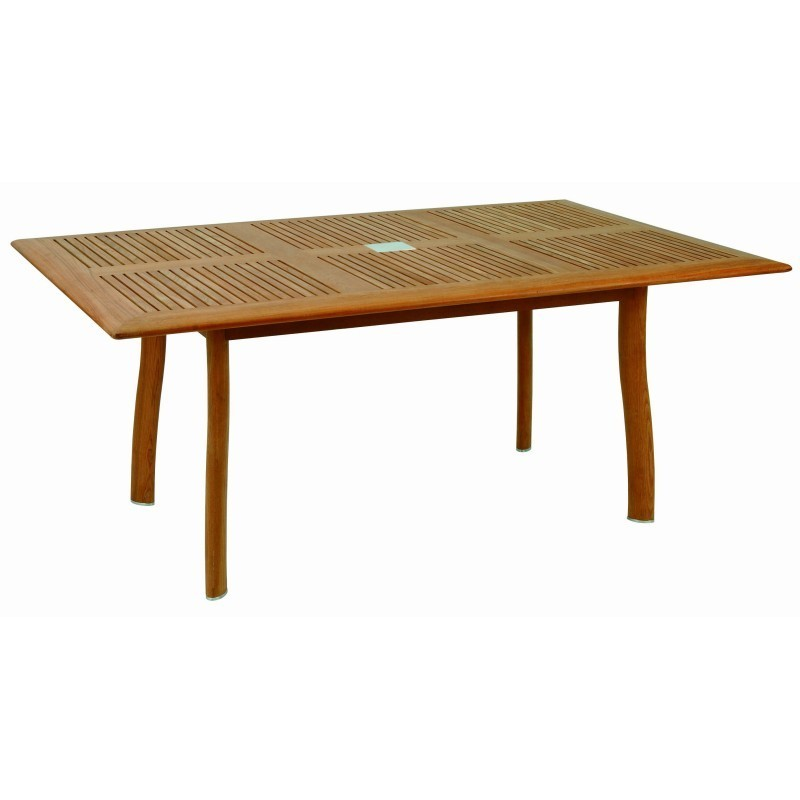 Equinox Teak Rectangle Dining Table : 339723000 from www.cozydays.com size 800 x 800 jpeg 46kB