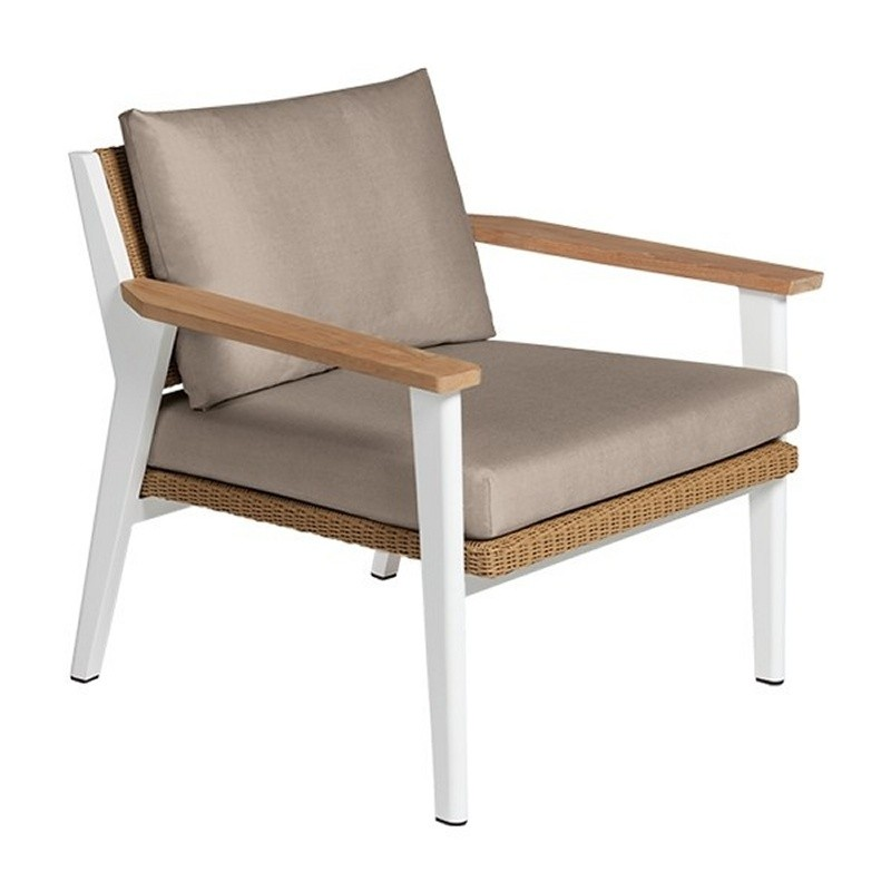 Riba Outdoor Club Arm Chair
