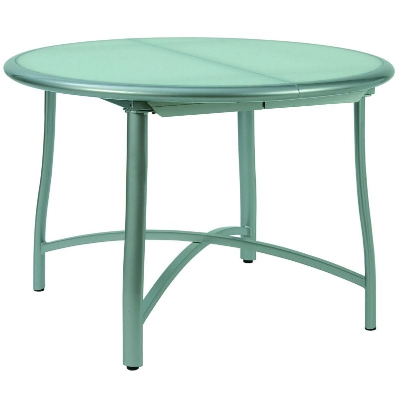 Rivage Round Dining Table w/ Extension
