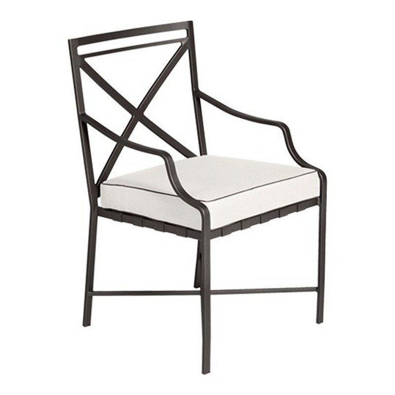 Triconfort 1950 Outdoor Dining Arm Chair