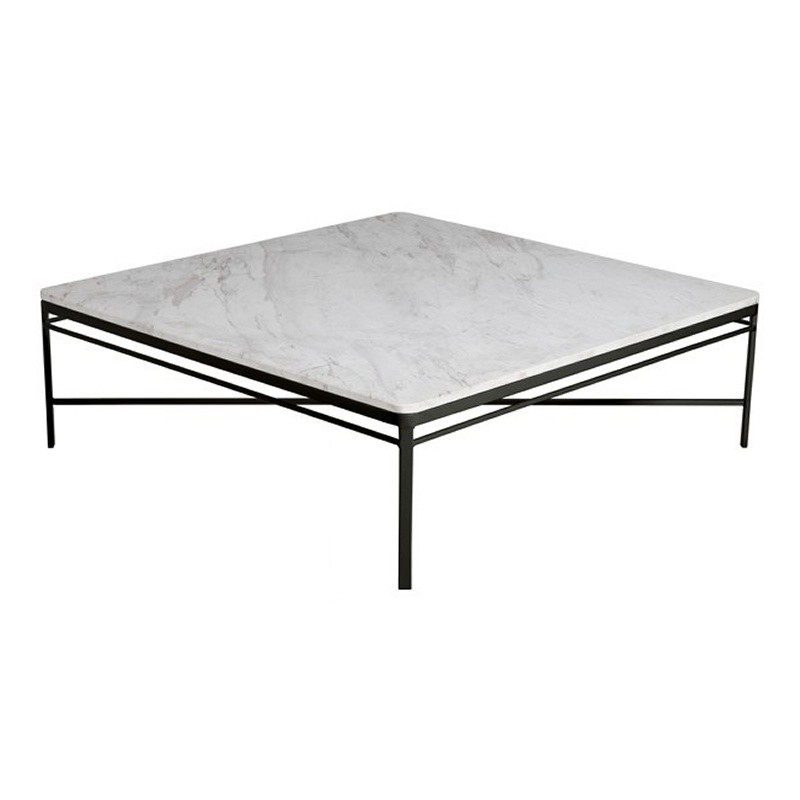 Triconfort 1950 Outdoor Square Center Table with Marble Top : 3727047260 from www.cozydays.com size 800 x 800 jpeg 49kB