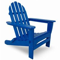 POLYWOOD® Classic Folding Adirondack Chair Vibrant Colors PW-AD5030