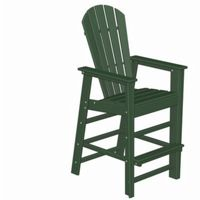 POLYWOOD® South Beach Bar Chair Classic PW-SBD30