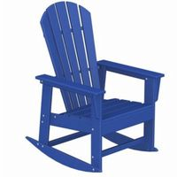 POLYWOOD® South Beach Rocker Chair Fiesta PW-SBR16