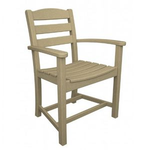 POLYWOOD® La Casa Outdoor Dining Arm Chair PW-TD200