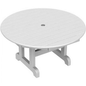 POLYWOOD® Round Conversation Table 36 inch PW-RCT236