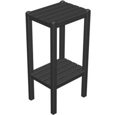 Polywood 174 Bar Height Side Table Pw Bst Cozydays