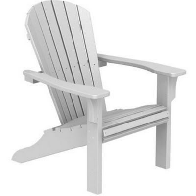 POLYWOOD® Seashell Adirondack Chair PW-SH22
