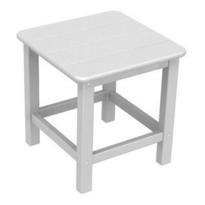 POLYWOOD® Seashell Side Table 18 x18 PW-SH18