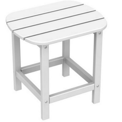 POLYWOOD® South Beach Side Table 15 x19 Classic PW-SBT18