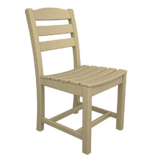POLYWOOD® La Casa Outdoor Dining Chair PW-TD100
