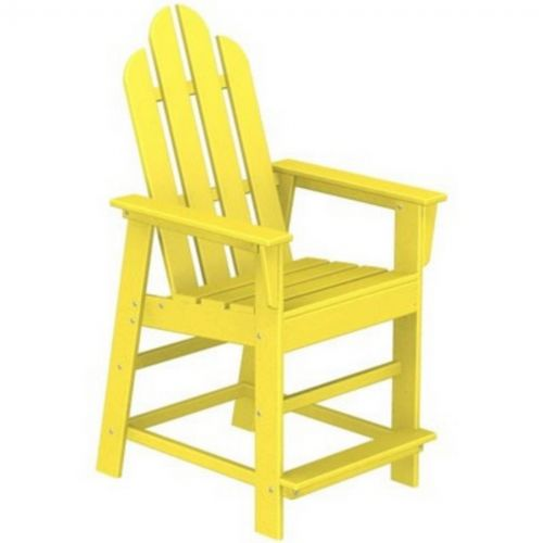 POLYWOOD® Long Island High Chair Fiesta PW-ECD24