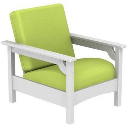 POLYWOOD® Outdoor Club Chair PW-CLC23