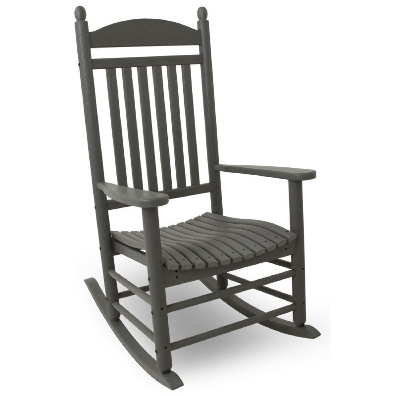 Polywood Jefferson Outdoor Rocking Chair