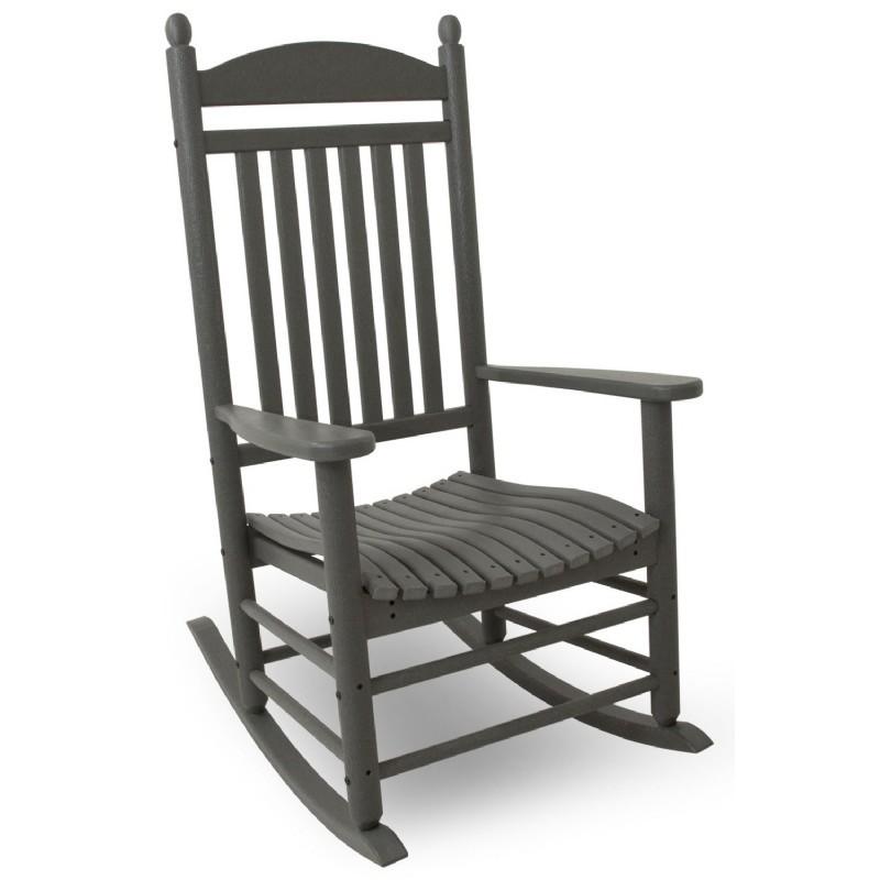 Polywood Jefferson Outdoor Rocking Chair PW J147