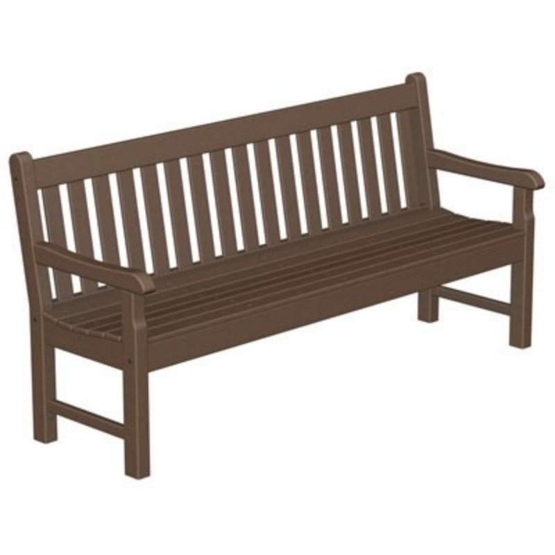 Rockford Outdoor Garden & Park Bench 72 inches alternative photo