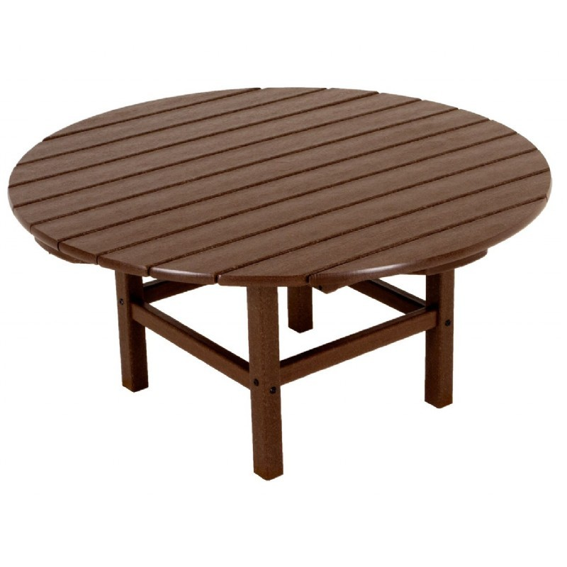 POLYWOOD® Round Conversation Table 38 inch Classic Colors