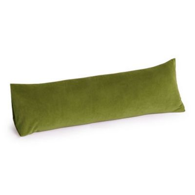 Jaxx Rest Memory Foam Body Pillow 50 inch Apple Green FL-ZJF-RE50-P725