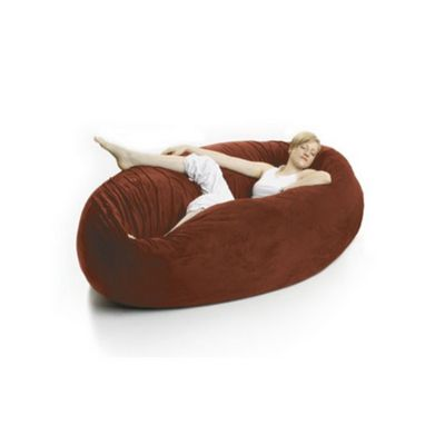 Zak Cocoon Bean Bag Chair Pepper FL-ZK-COON-P603