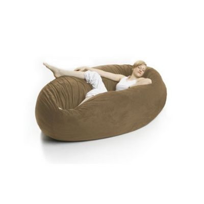 Zak Cocoon Bean Bag Chair Toast FL-ZK-COON-P533